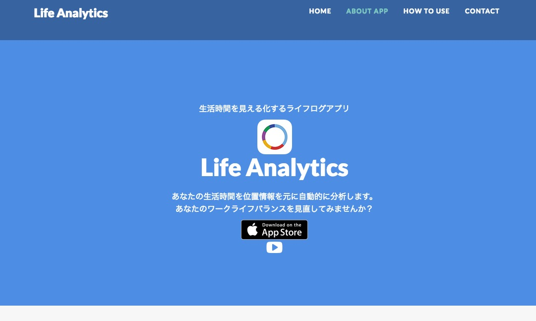 Life Analytics
