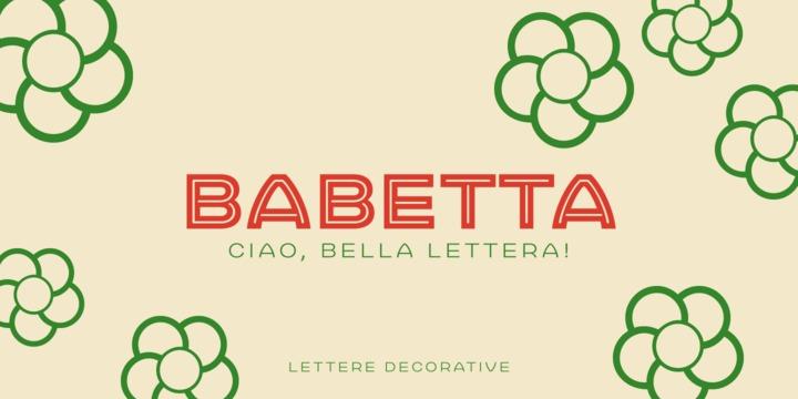 Babetta