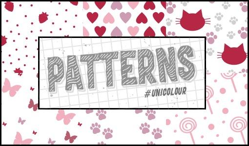 Pink Patterns /@unicolour/