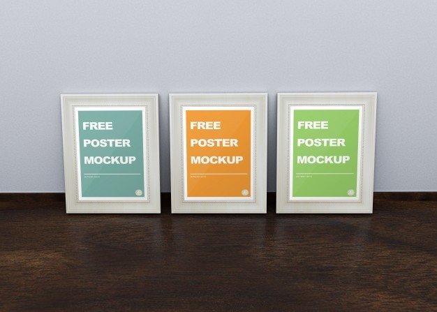Posters mock up