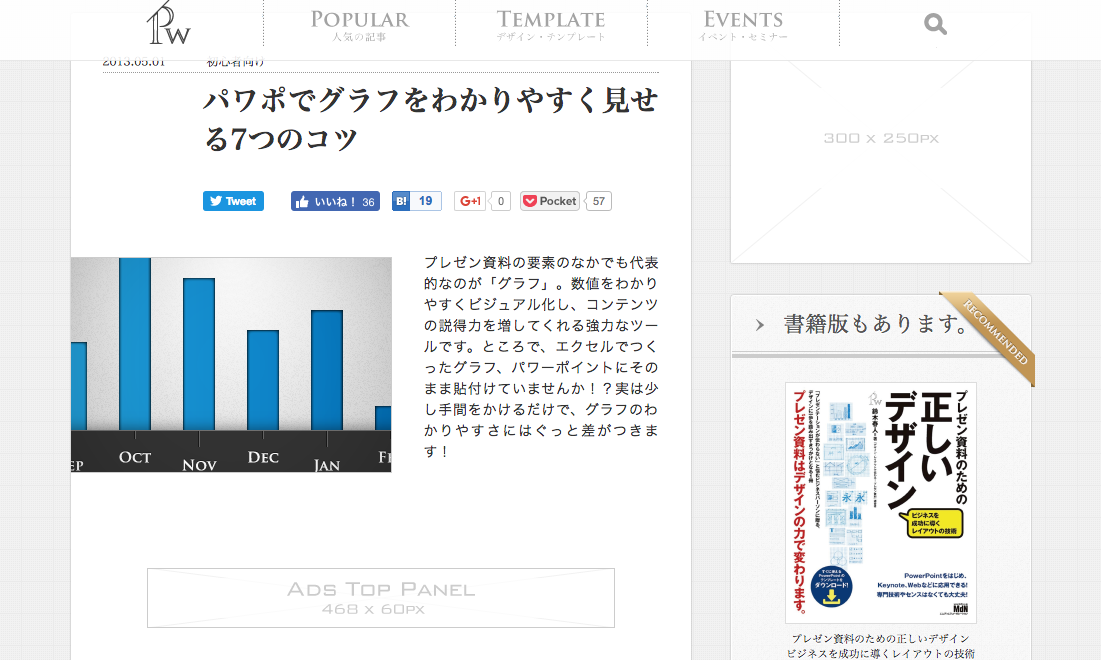パワポでグラフをわかりやすく見せる7つのコツ|PowerPoint Design