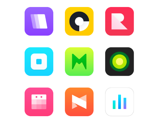 Fresh App Icons