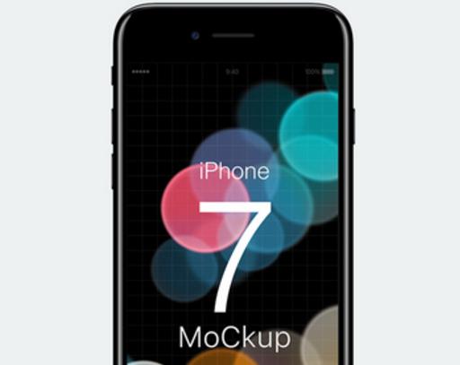 iPhone 7 Free Mockup