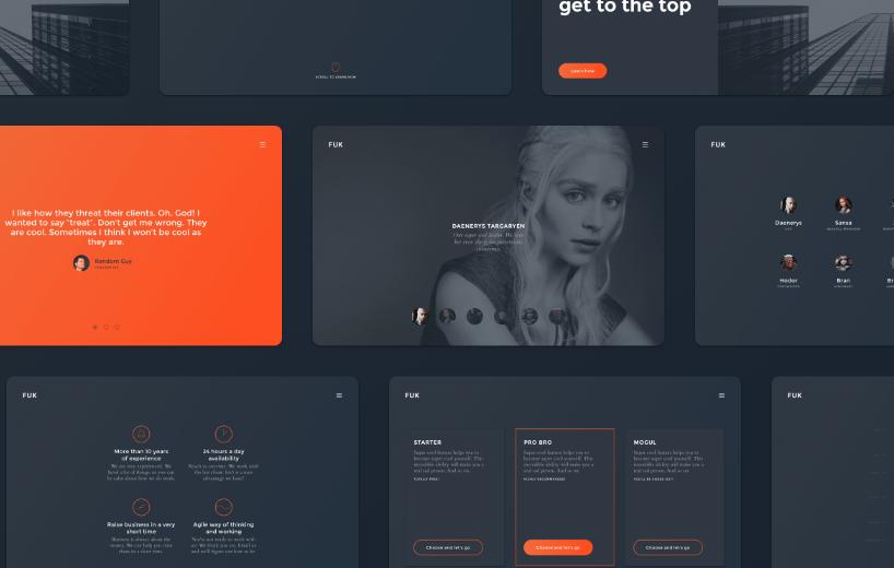 Free UI Kit Design