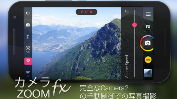 Camera ZOOM FX-FREE