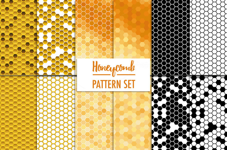 FREE HONEYCOMB PATTERNS