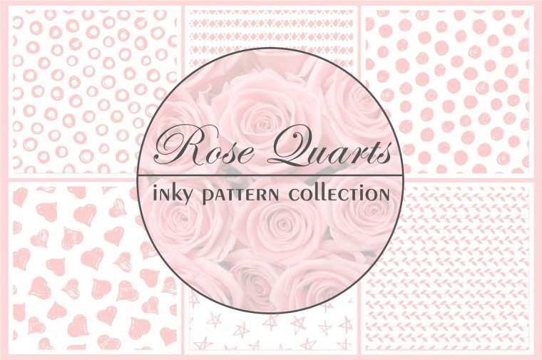 ROSE QUARTS PATTERNS FREEBIE