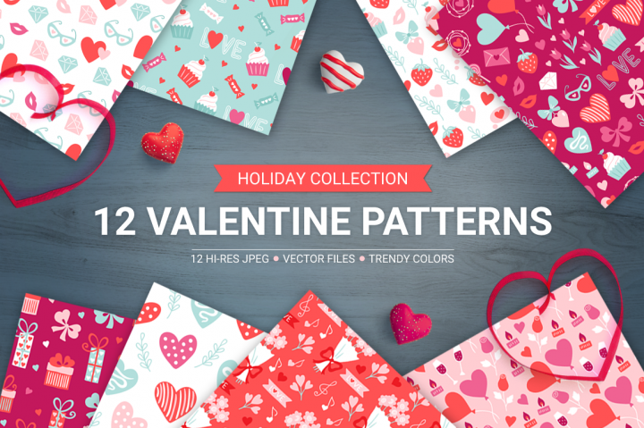 FREE Valentine Patterns