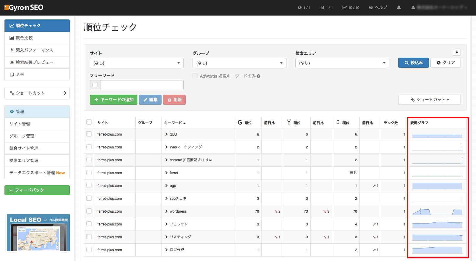 Gyro-n_SEO_2順位チェック_5.png