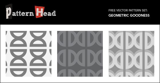 Free Vector Patterns – Geometric Goodness