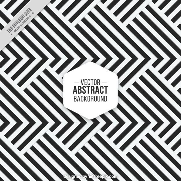 Modern black and white stripes background