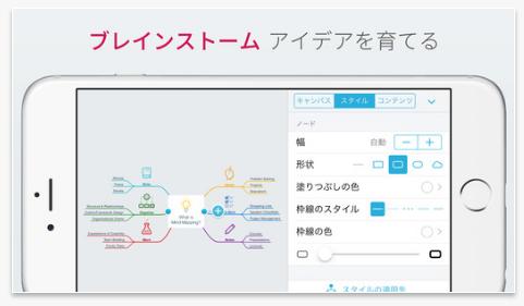 MindNode(iOS)