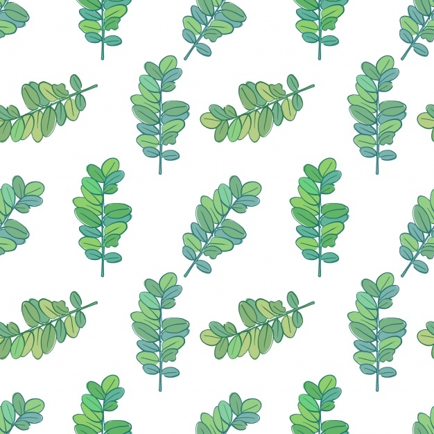 Branches pattern design