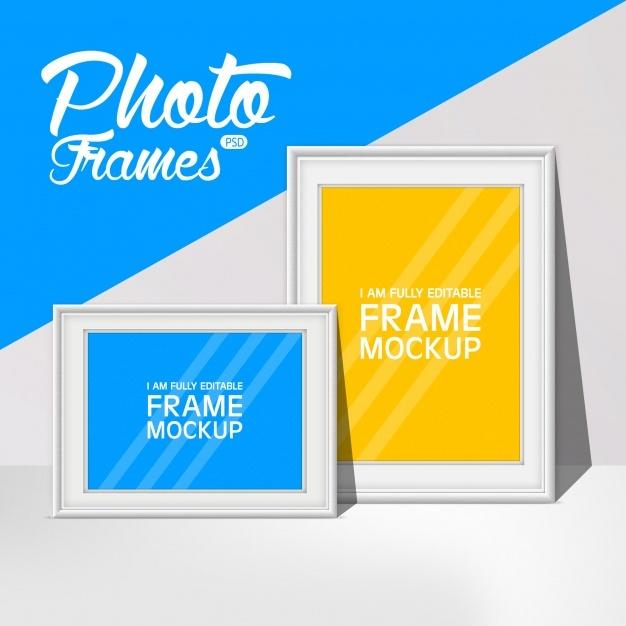 Frame mock up collection