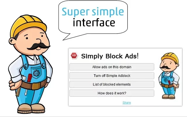 Simply Block Ads!