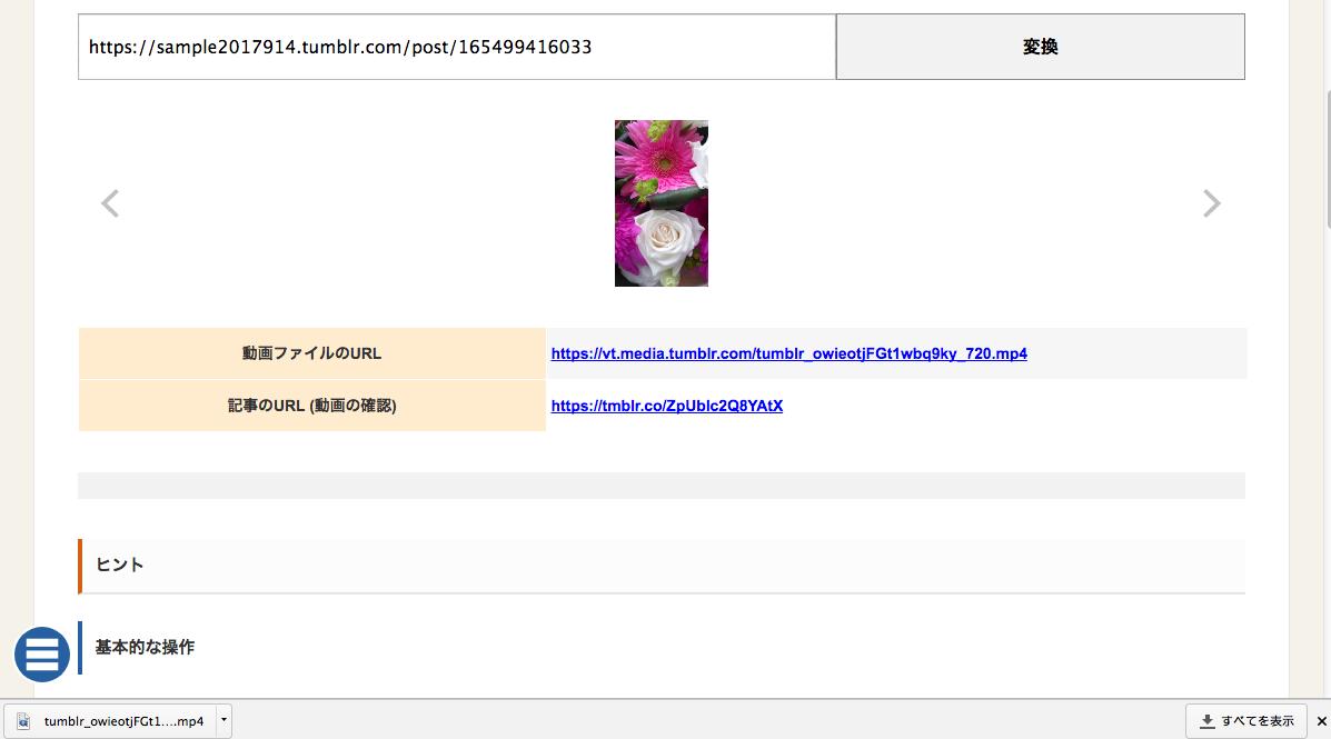 Tumblrの動画を保存するためのURL変換機2.png