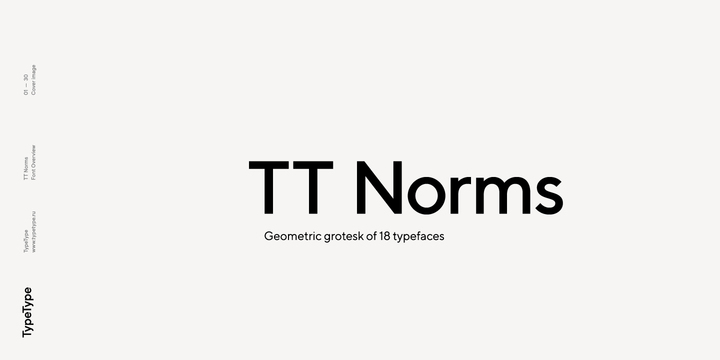 TT Norms