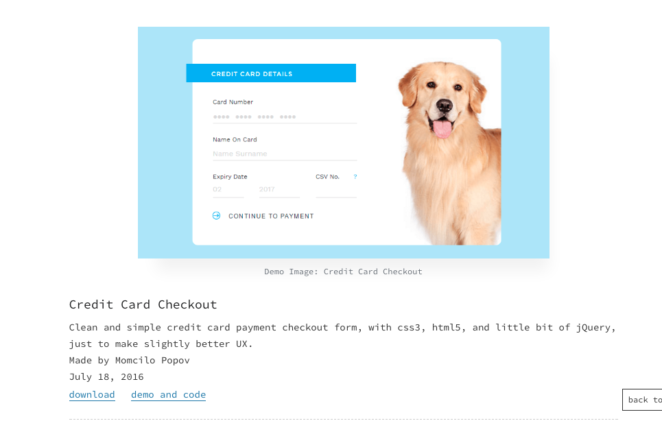 86 CSS FORMS