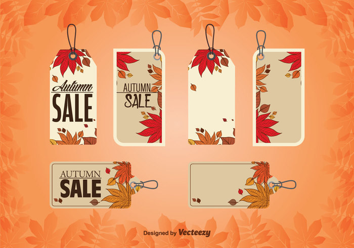 Autumnal Price Tags