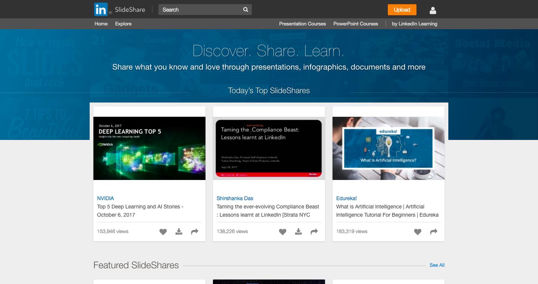 ビジネスにおける優れたノウハウが学べる slideshareの人気top15
