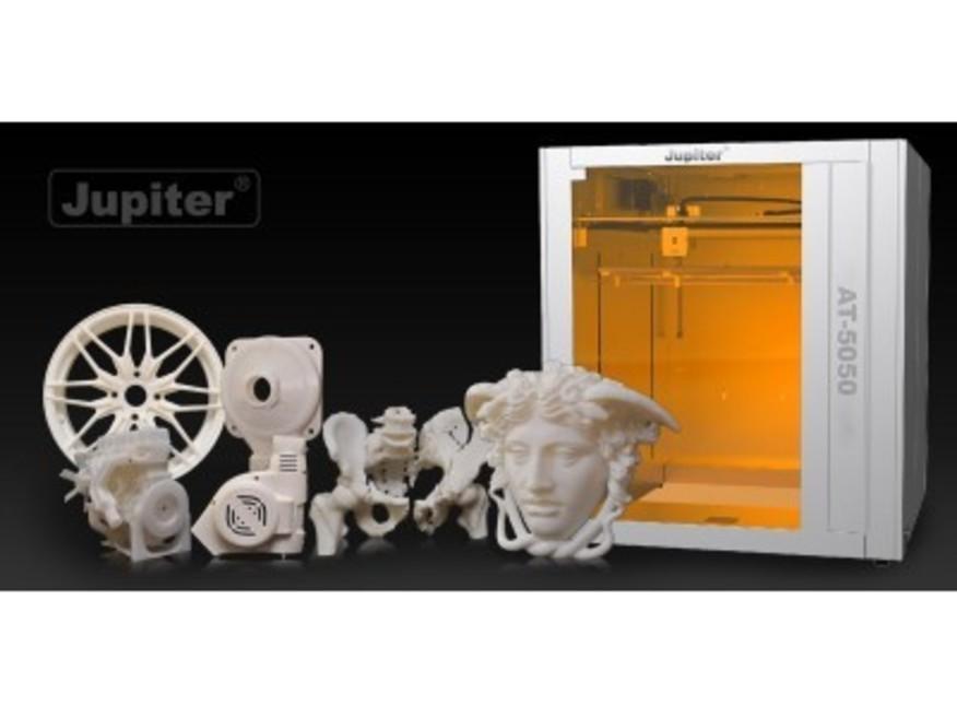 【APPLE TREE 株式会社】は最大造形サイズ H1200mmの大型 3Dプリンター JUPITER(ジュピター)シリーズを発表!