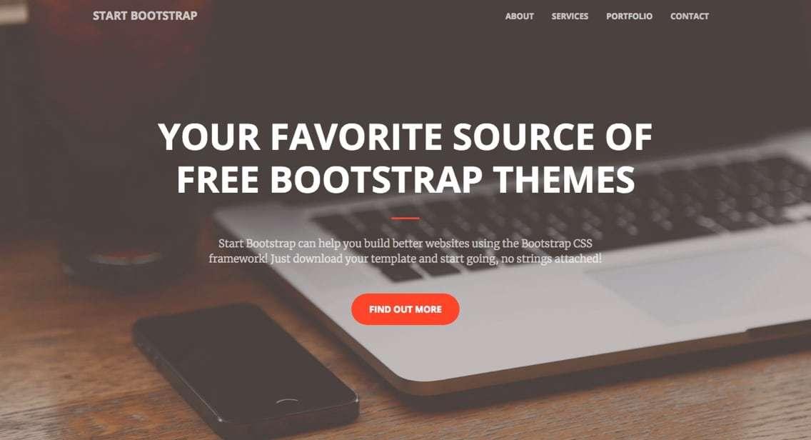 Bootstrap_-_creative