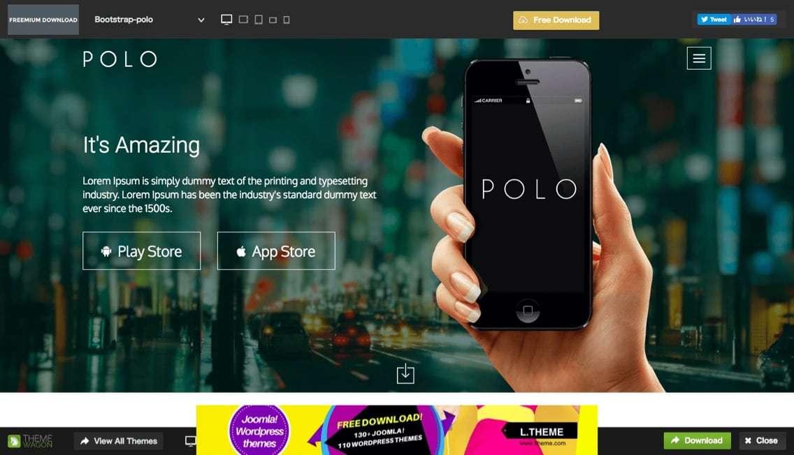 Bootstrap_-_POLO