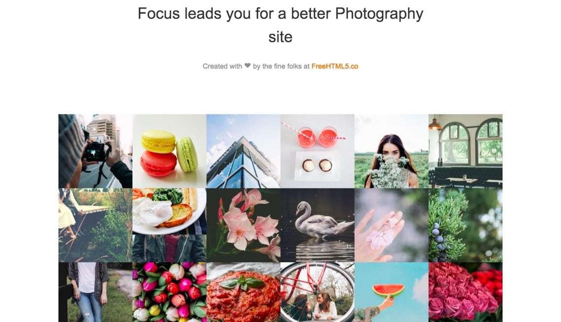 Bootstrap_-_Focus