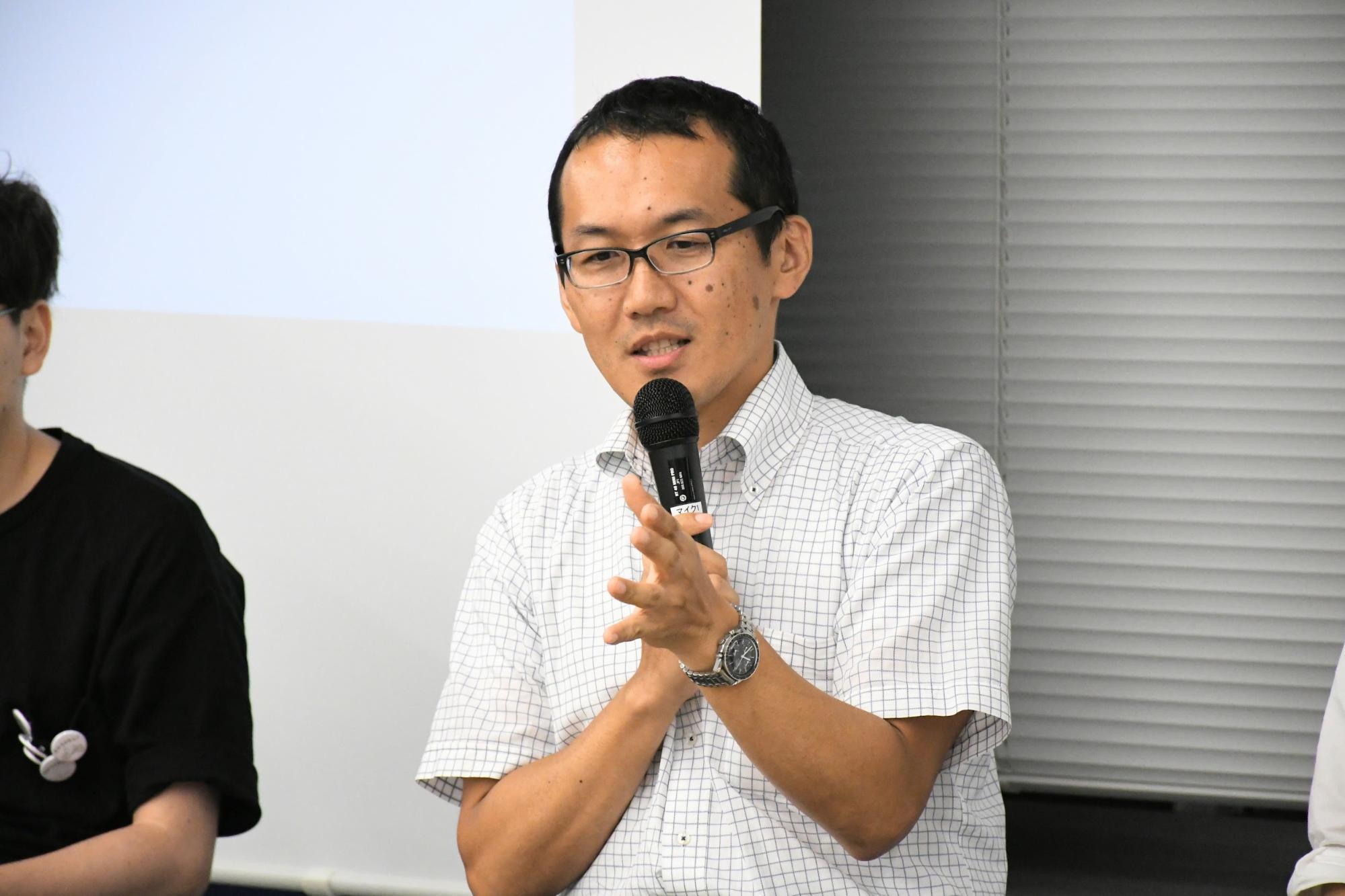 グリー株式会社・入山真一氏