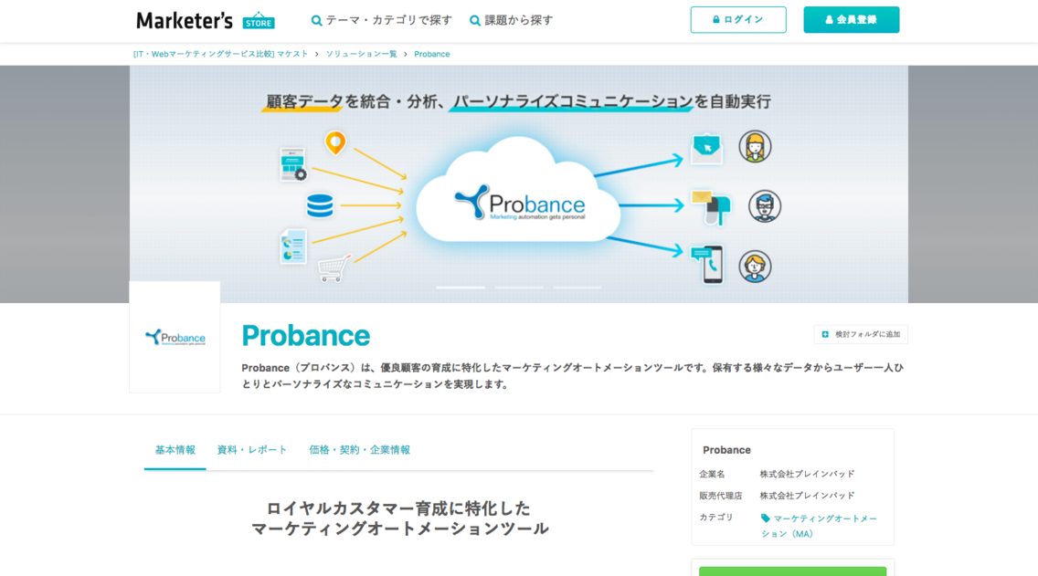 Probance(プロバンス)