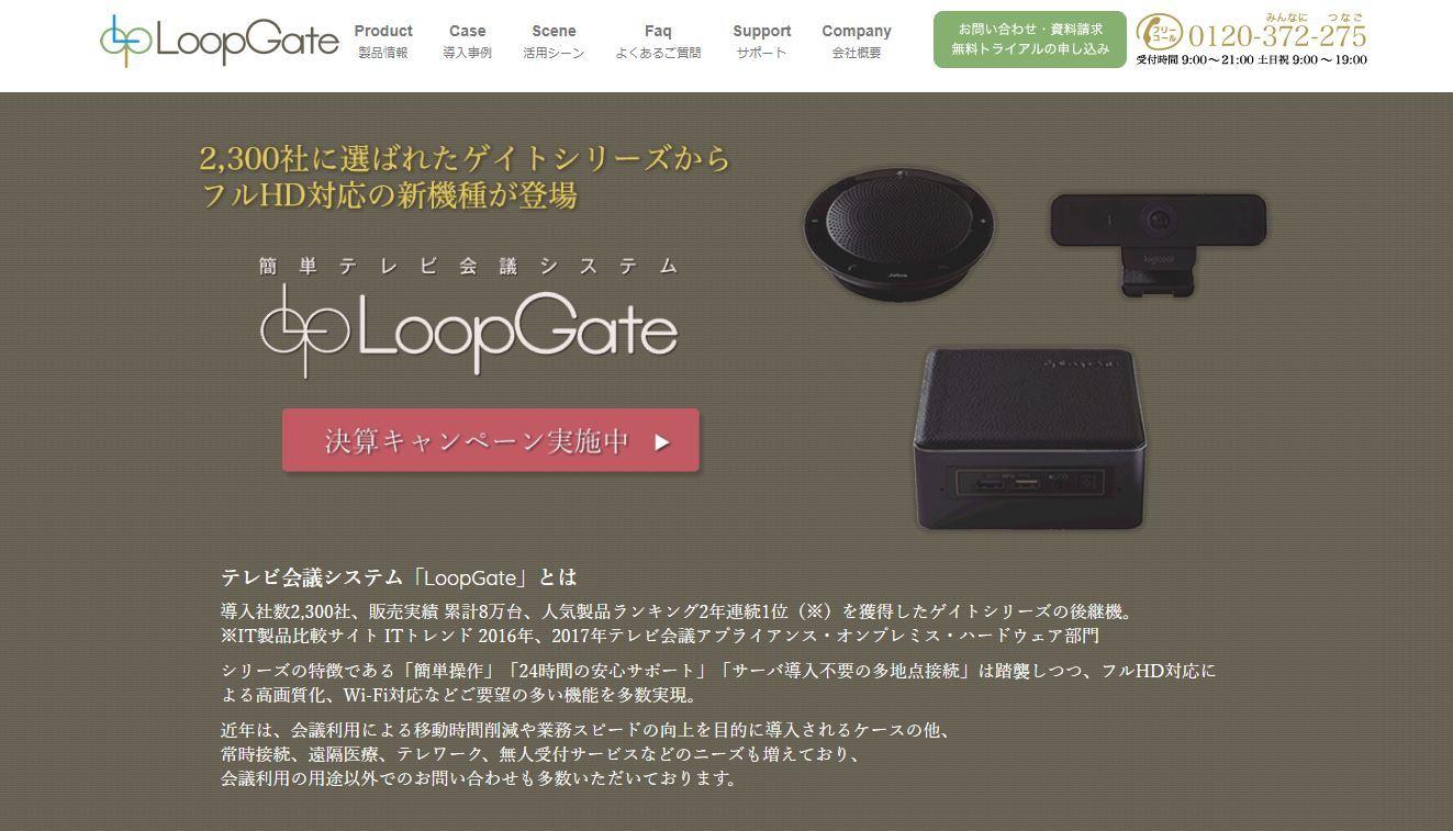 LoopGate(ループゲイト)