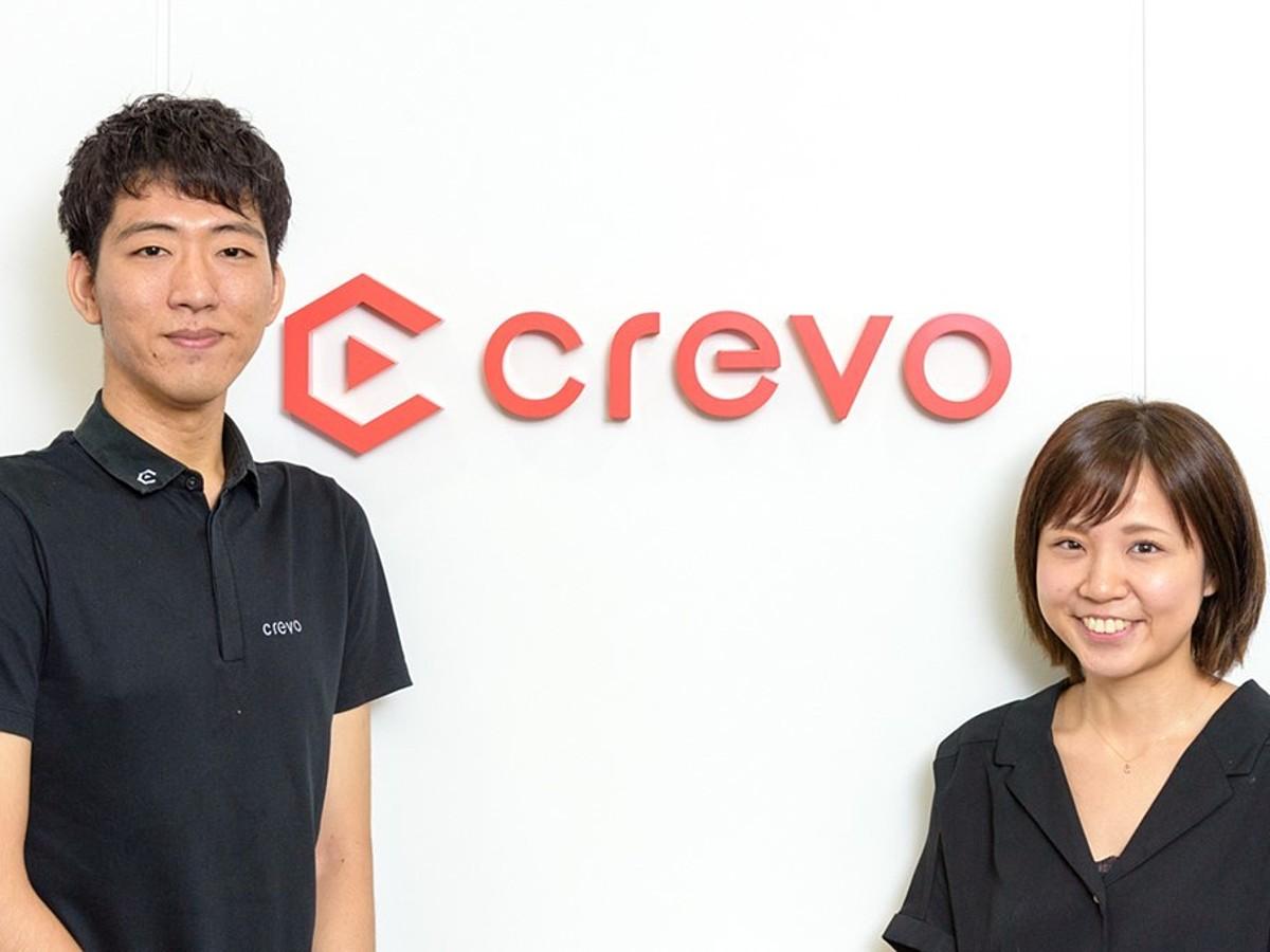 「『Crevo(クレボ)』低価格&高品質な動画制作が可能に!」の見出し画像