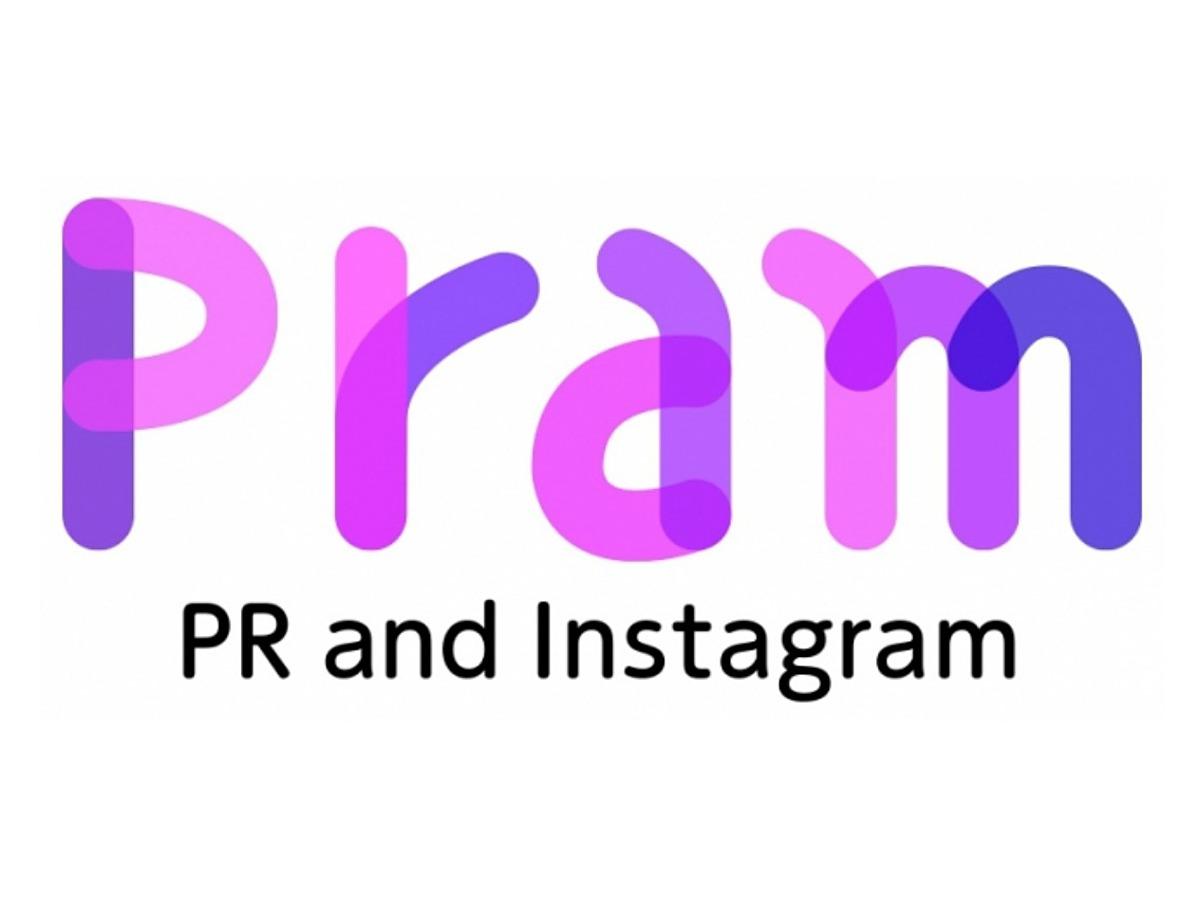 「Instagramを活用したマーケティングサービス「Pram(プラム)」の提供を開始」の見出し画像