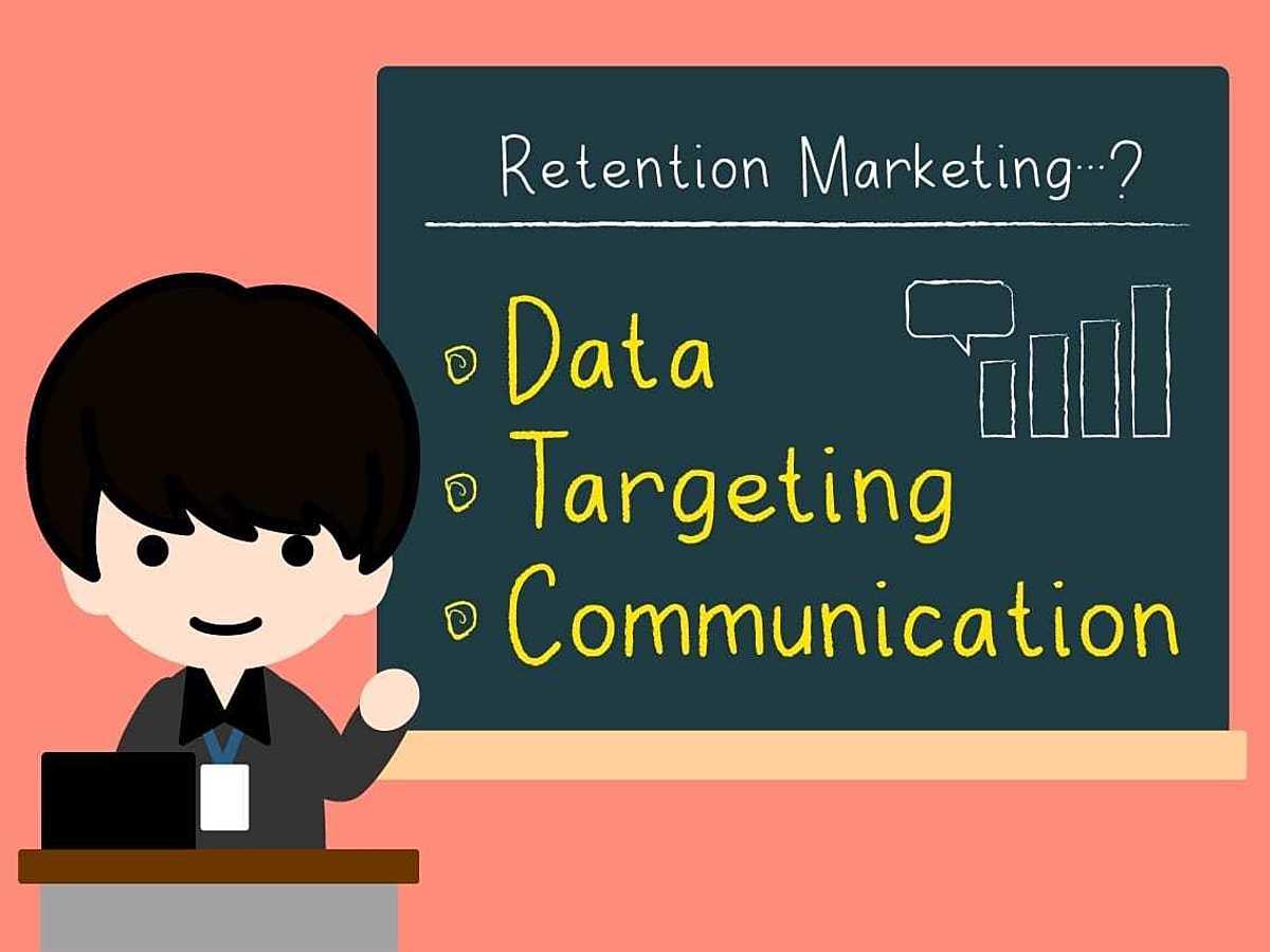 「リテンション施策の考え方を解説!「データ」「ターゲティング」「コミュニケーション」をセットで考えよう」の見出し画像