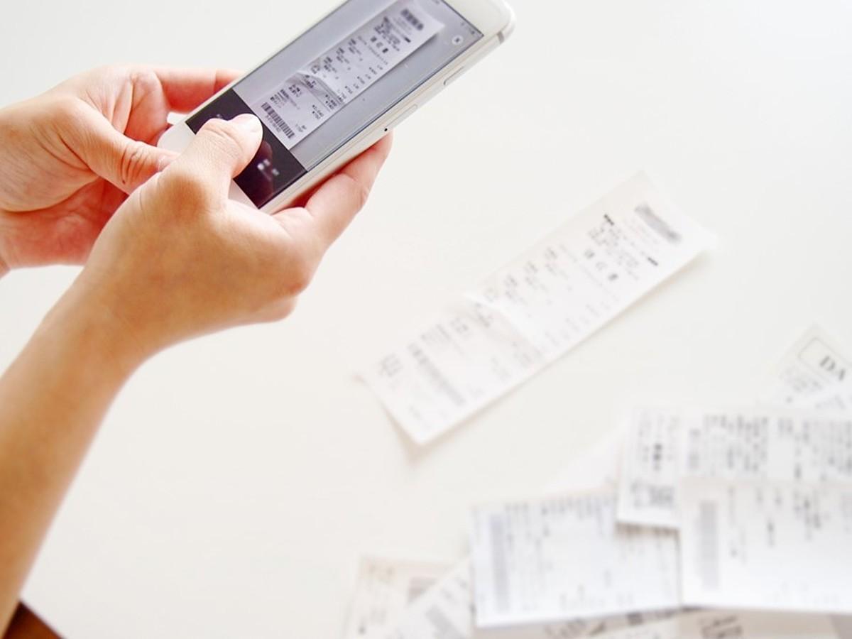 「領収書を電子化!知っておくと楽になる経費精算!」の見出し画像