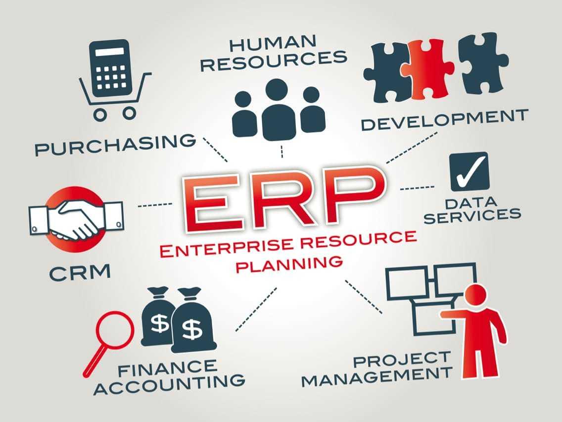 ERPパッケージとは?シェアの高いサービスを機能や形態別に比較