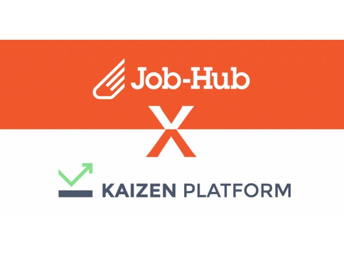 「グロースハッカー支援、パソナテックとKaizen Platformが全国で100名創出」の見出し画像
