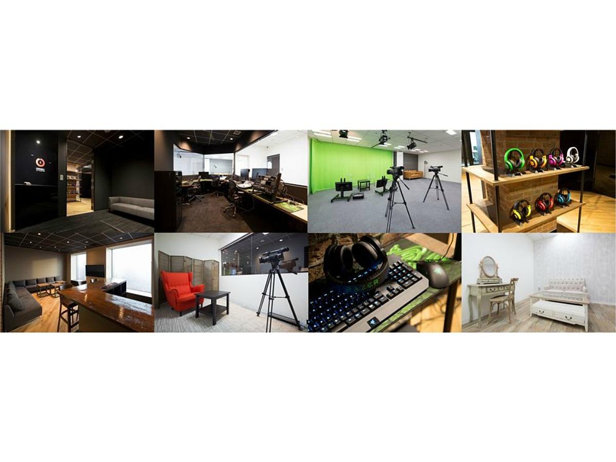 「サイバーZ、国内初ゲーム実況専用の「OPENREC STUDIO」をオープン」の見出し画像