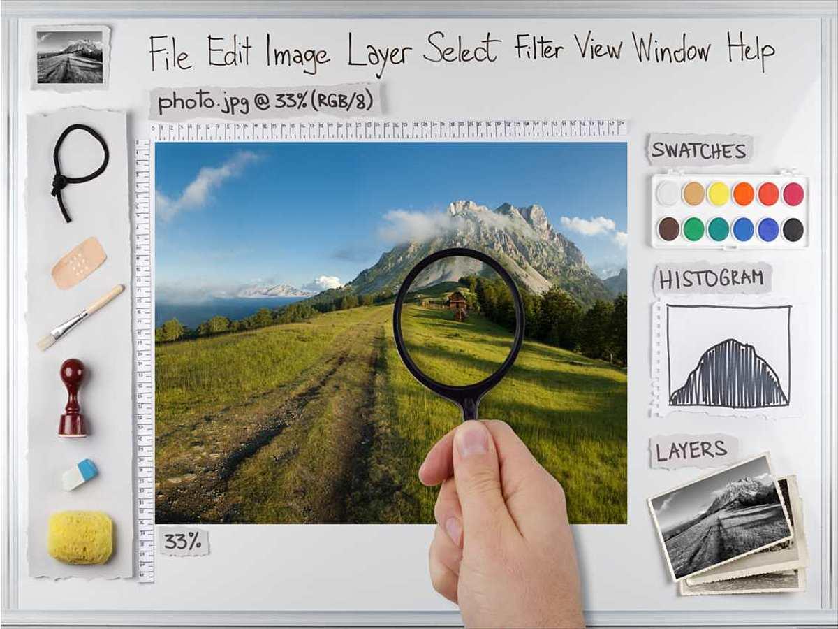 「こんな簡単でいいの?便利すぎるPhotoshopのプラグイン23選」の見出し画像