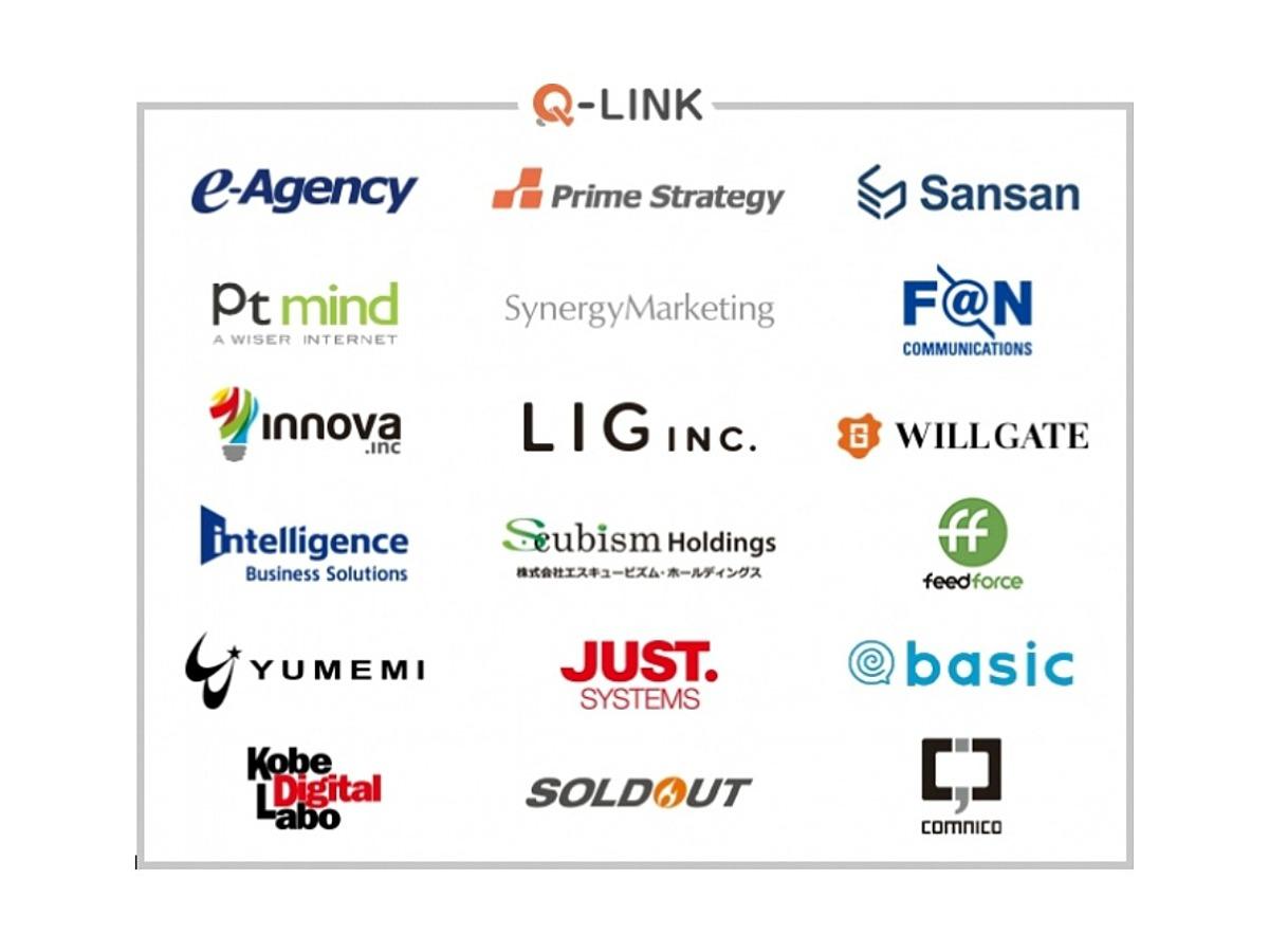 「Webマーケティングの専門家に無料で相談できるQ&Aサイト「Q-LINK(キューリンク)」を公開」の見出し画像