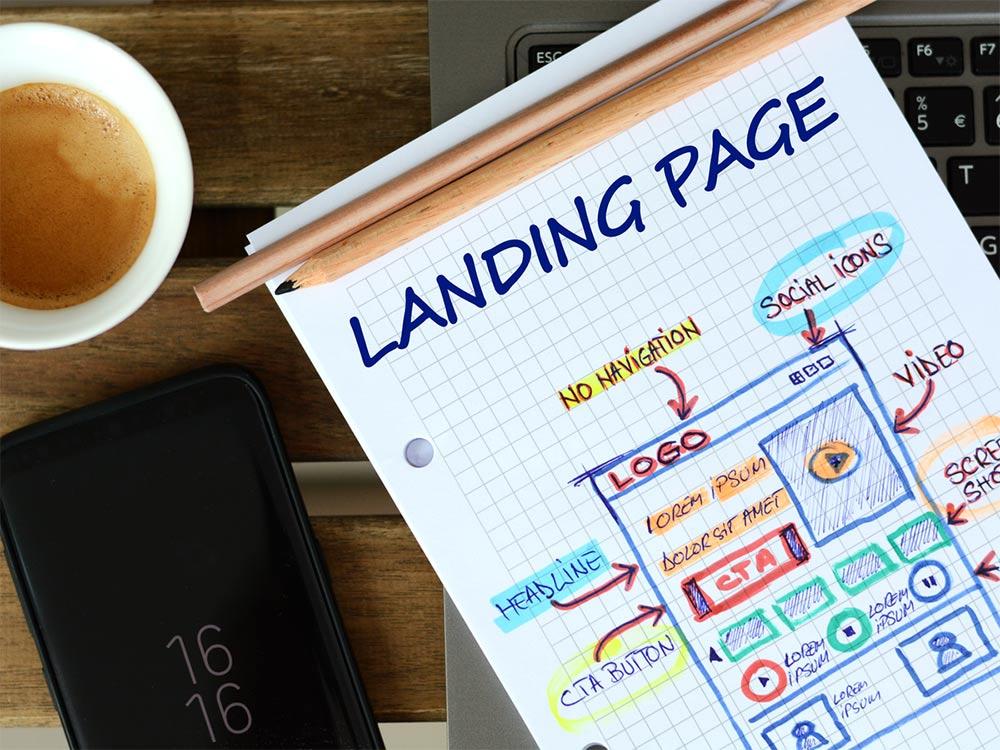WordPressで簡単にランディングページを作成する方法