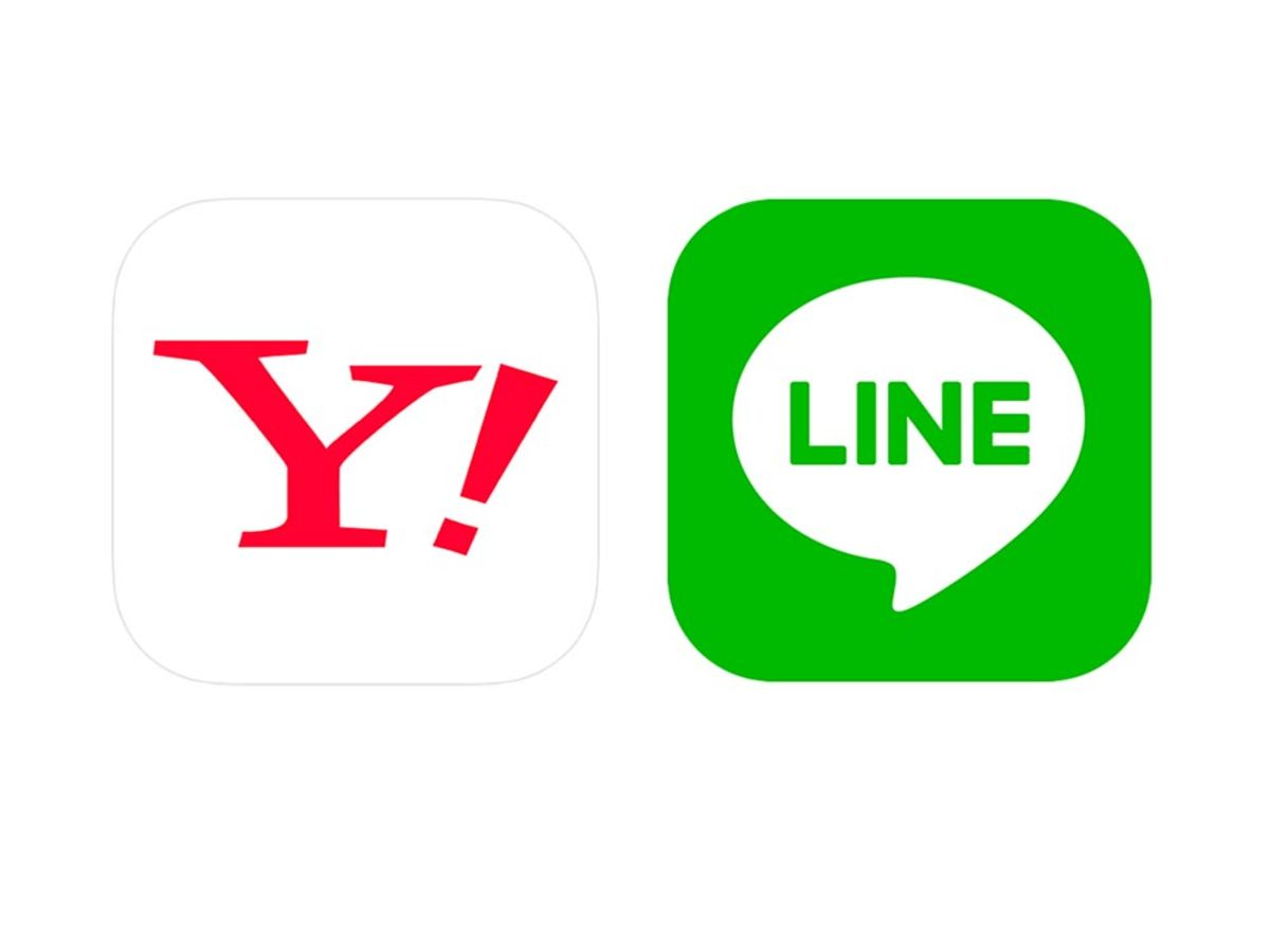 「Yahoo!とLINE、経営統合に関する最終合意を締結」の見出し画像