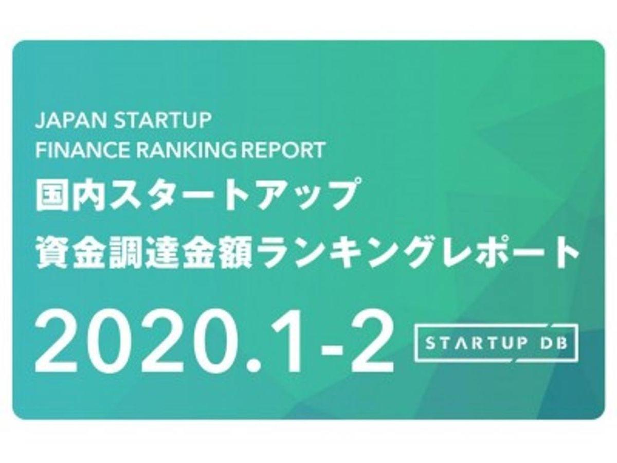 「【STARTUP DB】調査結果 国内スタートアップ資金調達ランキング」の見出し画像