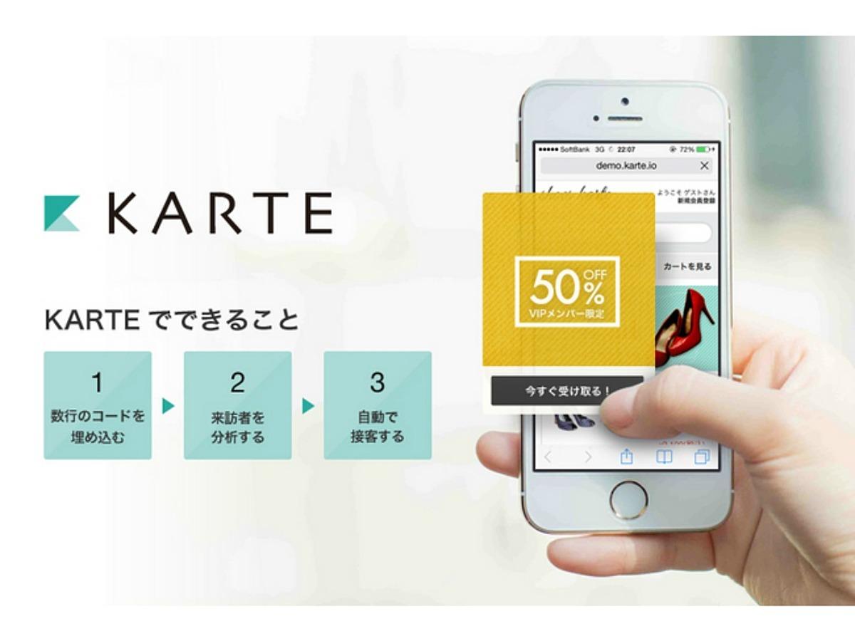 「ウェブ接客プラットフォーム「KARTE」が「FutureShop2」と連携」の見出し画像