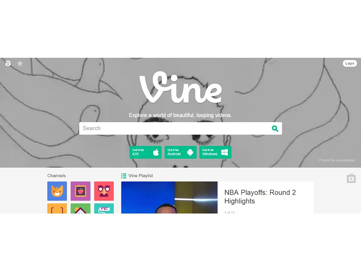 「6秒動画投稿サイトVineの「Vine人気ランキング」を発表」の見出し画像