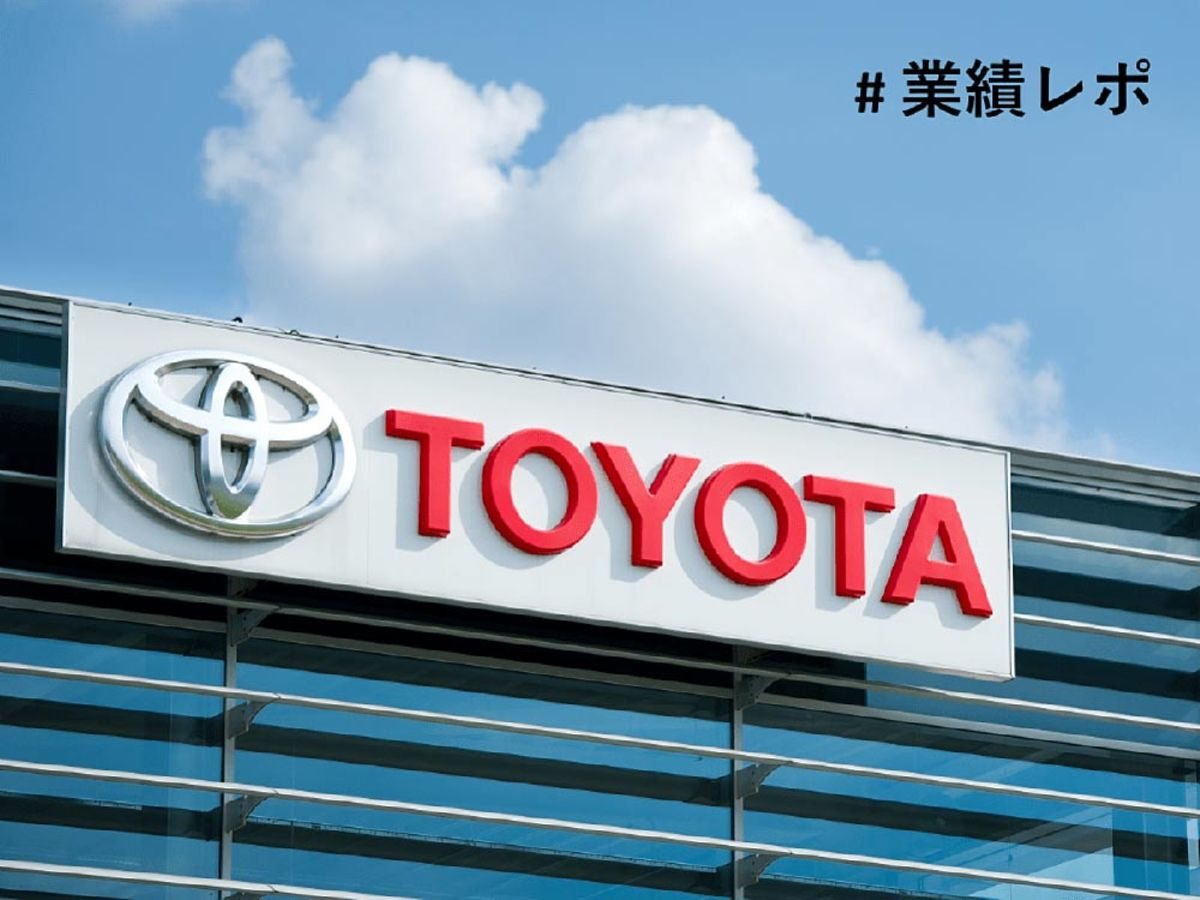 「トヨタ、新型コロナの影響で今期営業利益8割減の5000億円に」の見出し画像