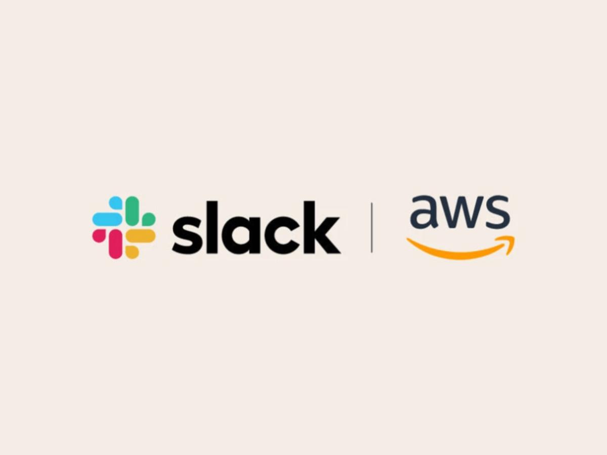 「Slack、AWSと戦略的提携、「AWS Chatbot」の連携やビデオ会議の強化が狙い」の見出し画像