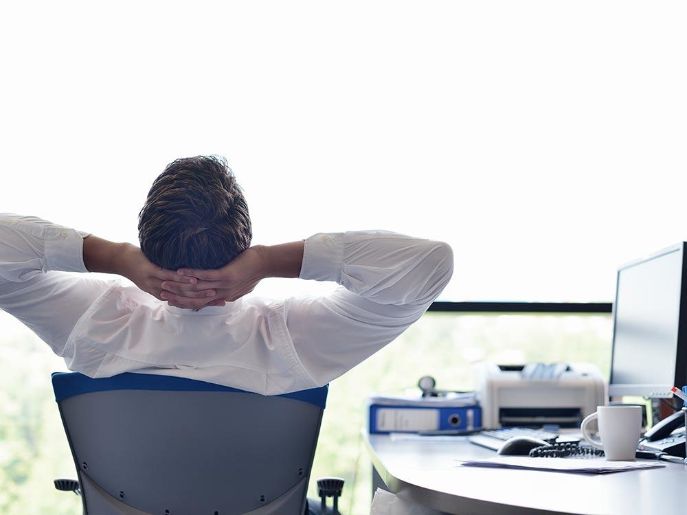 仕事ができる人は息抜き上手!?オフィスで手軽にできるリラックス方法5選