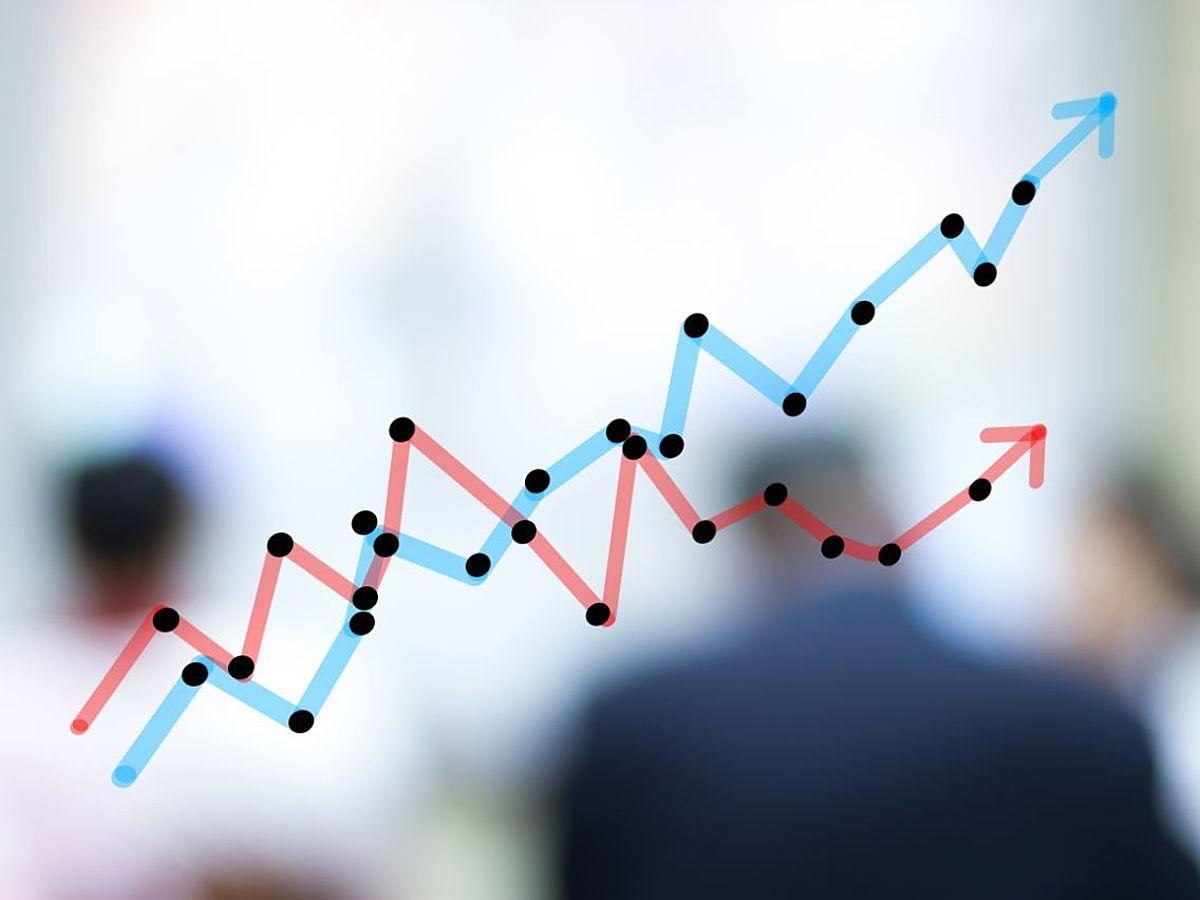「折れ線グラフの使い方編:パッと見でも解かるレポート資料の作り方」の見出し画像