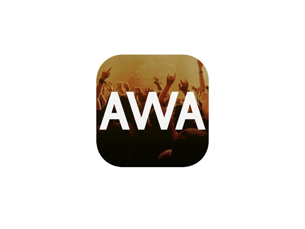 「定額制音楽配信サービス「AWA」アプリダウンロード数が累計100万ダウンロードを突破」の見出し画像